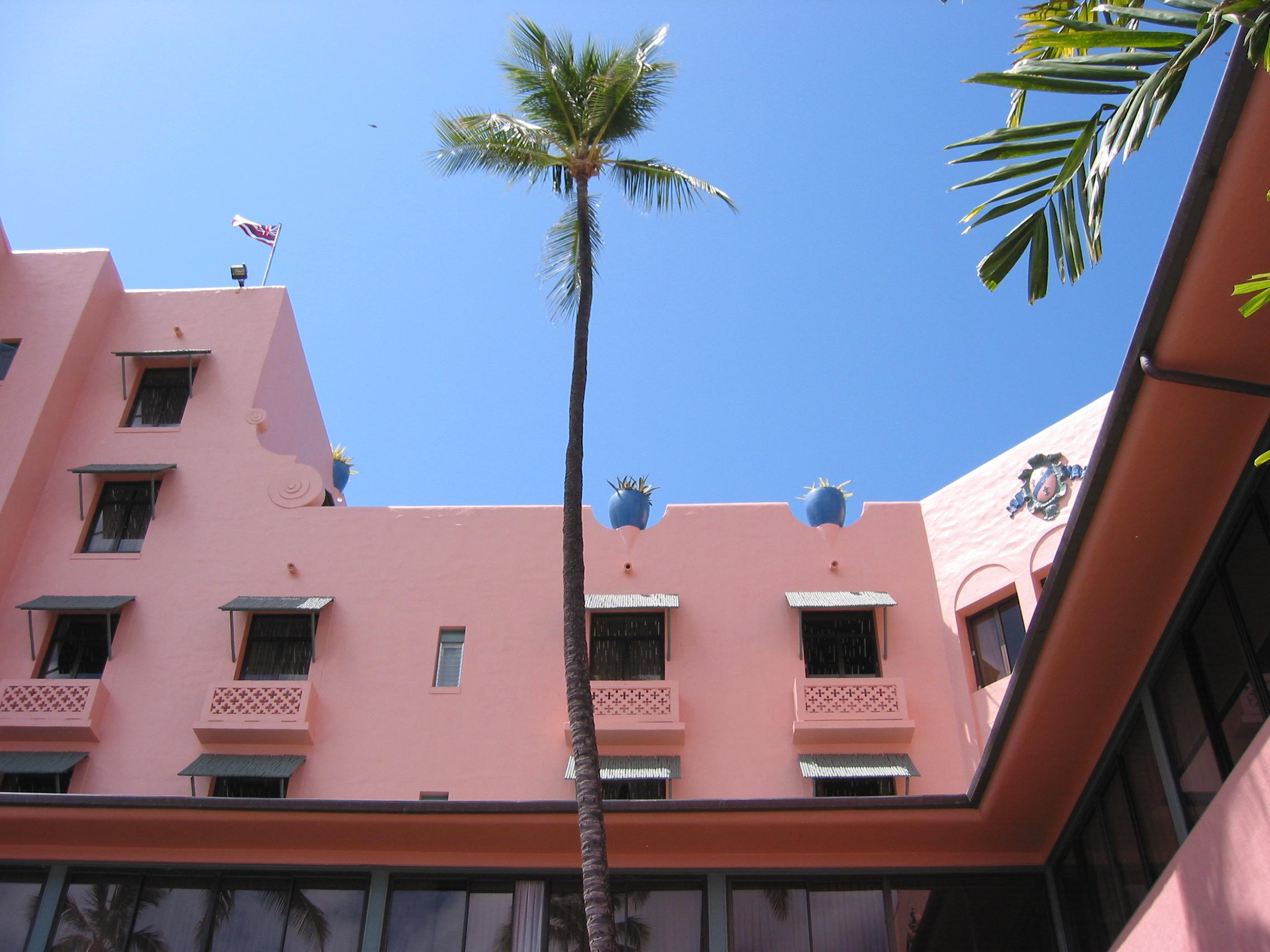 Royal Hawaiian Hotel - John Di Rienzo