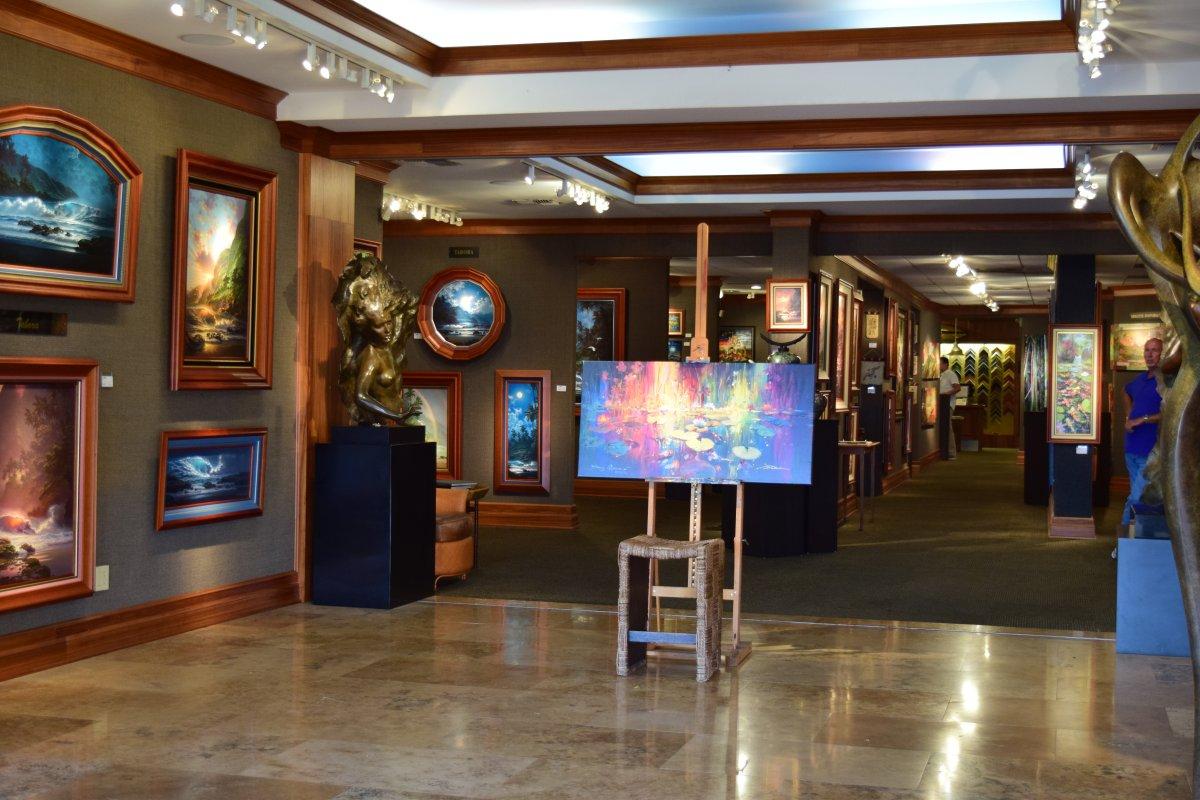 Lahaina Gallery by John Di Rienzo - Exotic Estates