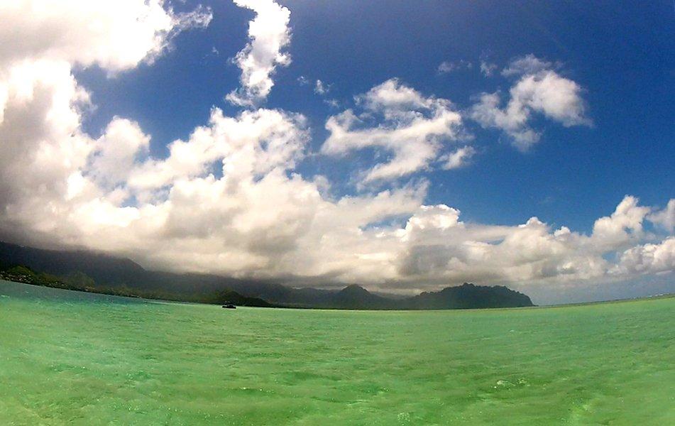 Kaneohe Bay by John Di Rienzo - Exotic Estates