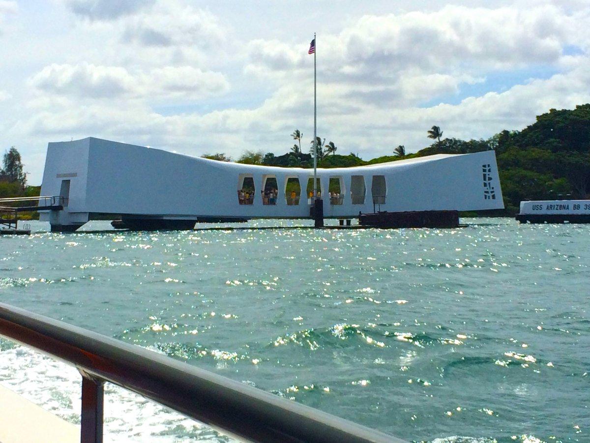 Pearl Harbor by John Di Rienzo