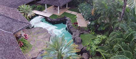 Obama Hawaii Vacation Villa Exotic Estates