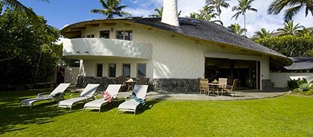 Paul Mitchell Vacation Villa Oahu Hawaii