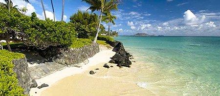 Paul Mitchell Vacation Villa Beach Oahu Hawaii