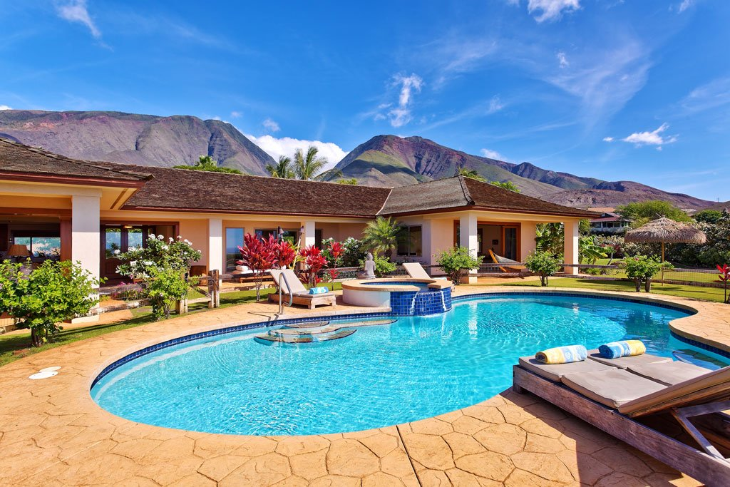 Maui Lodging, Maui Villas, Maui Vacation Rentals, Exotic Estates, Vacation Rentals