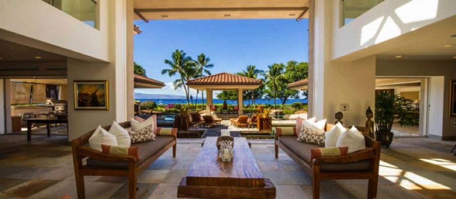 Black Rock Estate Vacation Home Maui