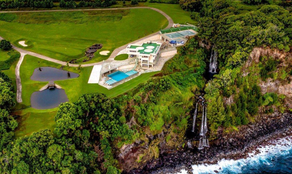 Big Island Mansion, Exotic Estates Sweepstakes, Exotic Estates, Vacation Rentals