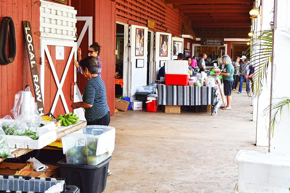 Kona Farmers Market, Artists Market, Exotic Estates, Vacation Rentals