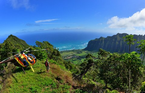 Paradise Helicopter Tours, Magnum PI, Paradise Helicopter Tours, Private Helicopter Tour Hawaii, Maui Helicopter Ride, Exotic Estates, Vacation Rentals