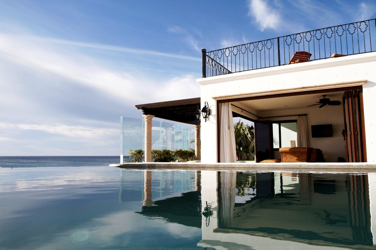 Los Cabos White House, Winter in Cabo, Cabo Christmas, Exotic Estates, Vacation Rental