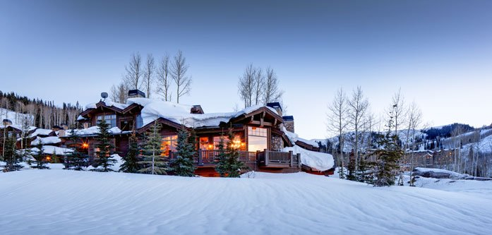 Deer Valley Villa, Utah Villa, Winter Escape, Exotic Estates, Vacation Rentals