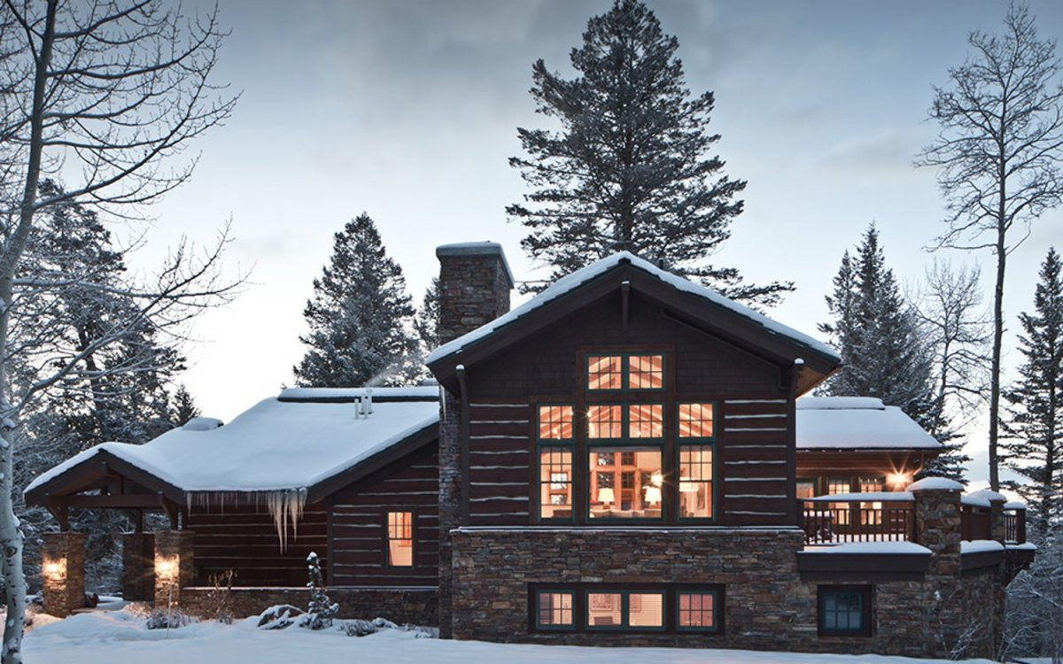 Jackson Hole Villa, SkiVilla, Winter Escape, Exotic Estates, Vacation Rentals