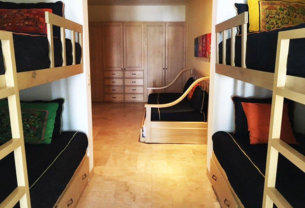 Exotic Estates Cabo Villa de los Faros Bunk Beds- JDR