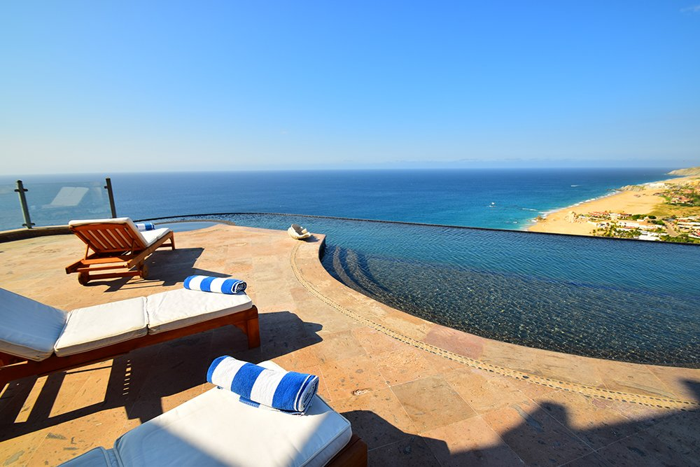 Exotic Estates Cabo Turquoise Villa Pool View - JDR