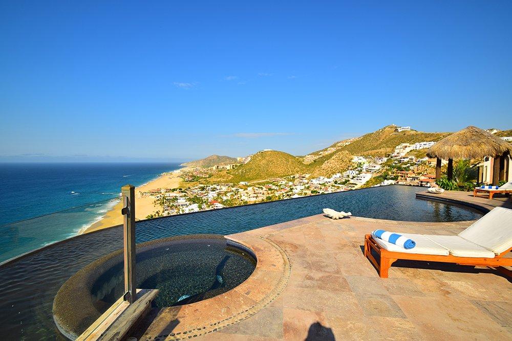 Exotic Estates Cabo Turquoise Villa Pool - JDR
