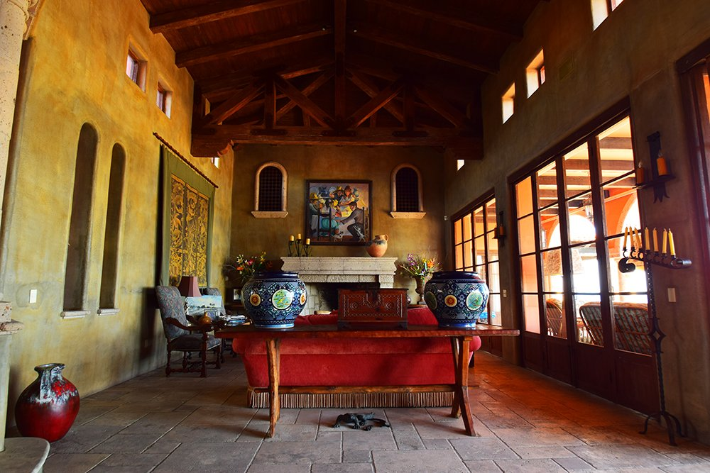 Exotic Estates Casa Whale View Villa Living Room, Cabo, Exotic Estates, Vacation Rentals
