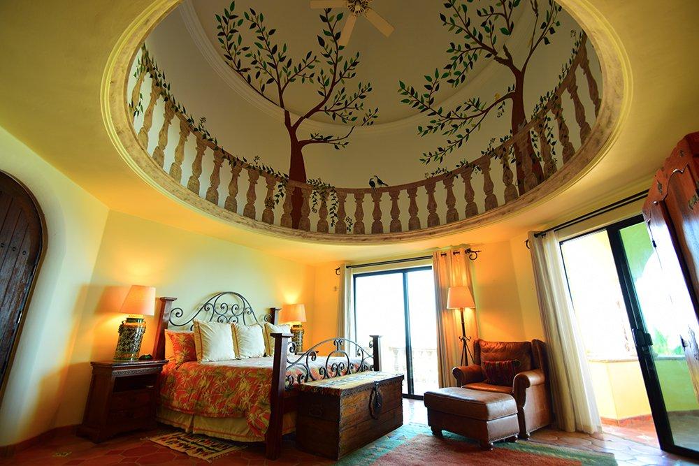 Exotic Estates Casa Cortez Beach Villa Master Bedroom, cabo, Exotic Estates, Vacation Rentals