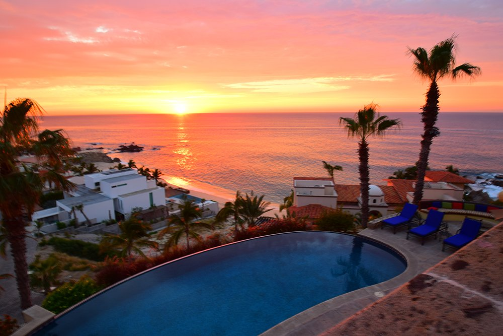 Exotic Estates Casa Cortez Beach Villa Sunrise View, Cabo, Exotic Estates, Vacation Rentals