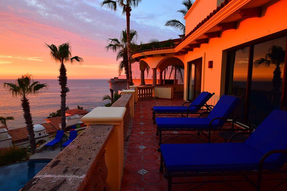 Exotic Estates Casa Cortez Beach Villa Terrace View Sunrise - JDR