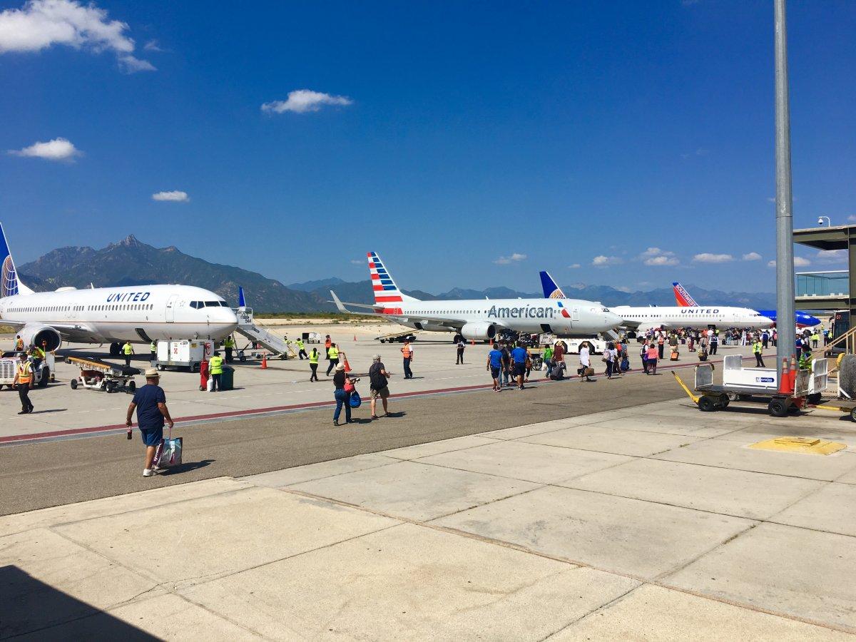 Exotic Estates Los Cabos Airport Airlines