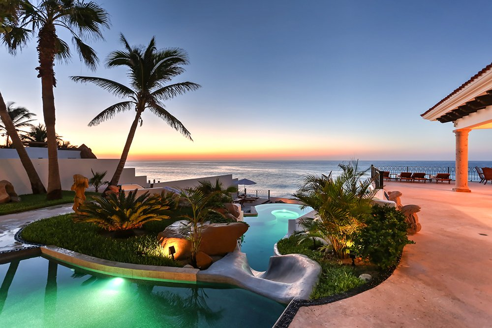 Exotic Estates Los Cabos White House Pool and Ocean View, Cabo, Exotic Estates, Vacation Rentals