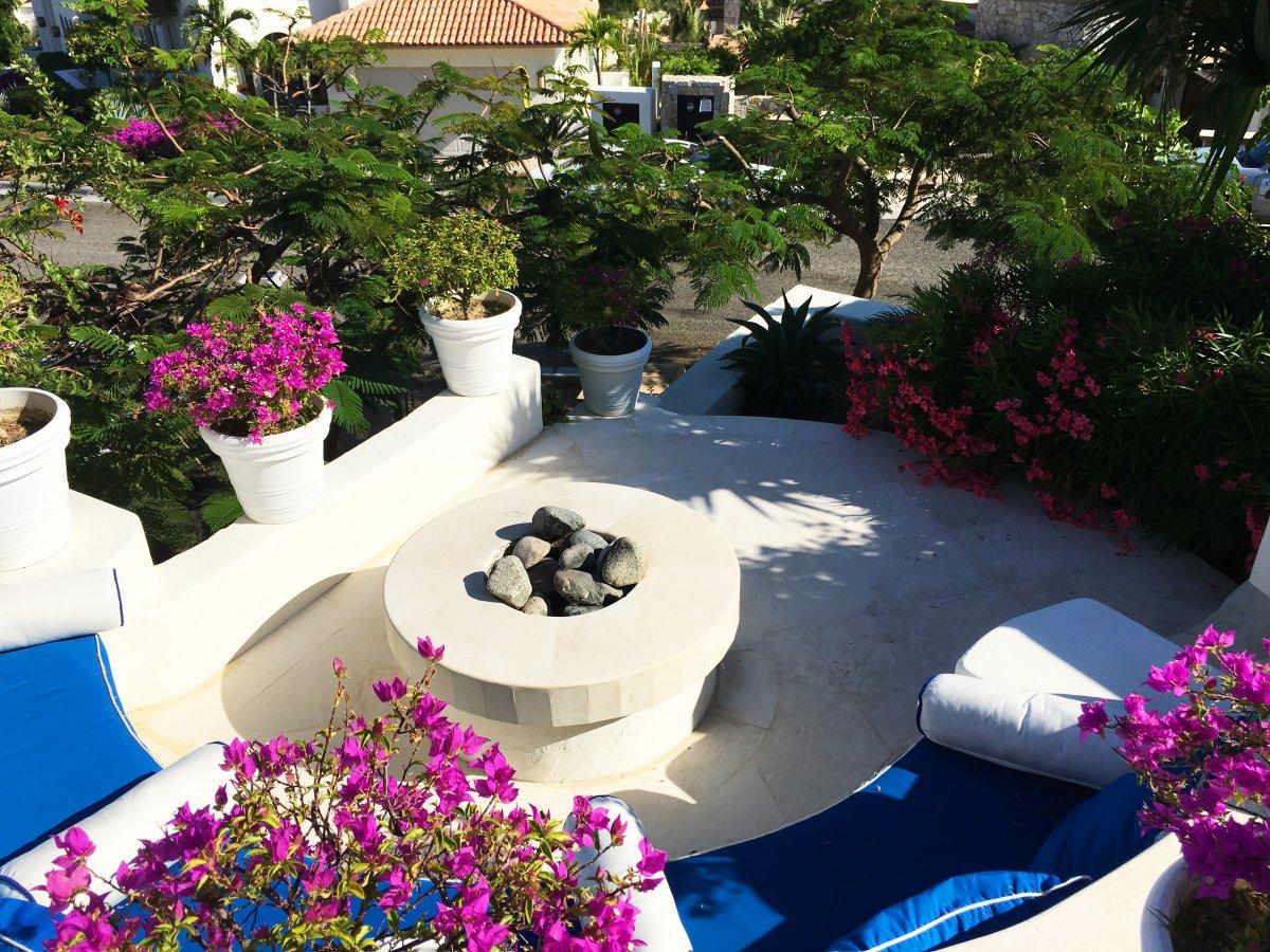 Exotic Estates Cabo Villa Good Life Fire Pit - JDR