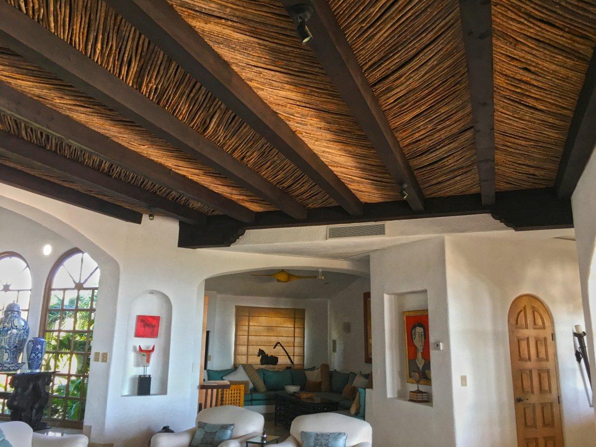Exotic Estates Cabo Villa Good Life Living Room - JDR