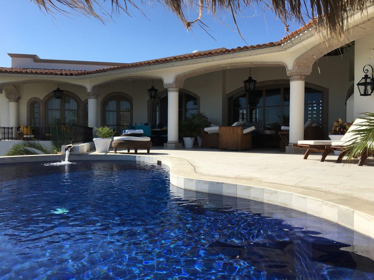 Exotic Estates Cabo Villa Good Life Terrace - JDR