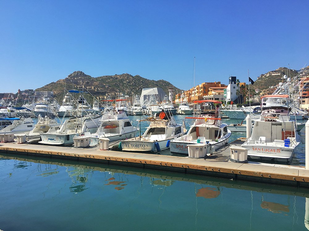 Cabo San Lucas Fishing Boats, Exotic Estates, Vacation Rentals