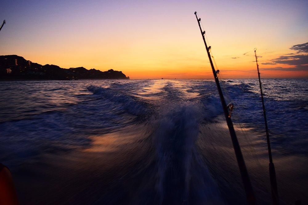Exotic Estates Cabo San Lucas Deep Sea Fishing Sunrise