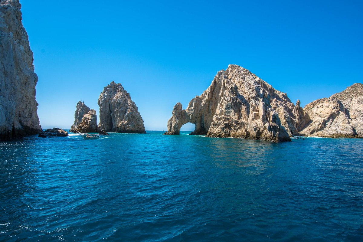 Royal Arch, Cabo San Lucas Boat Tour, Buccaneer Queen, Exotic Estates, Vacation Rentals