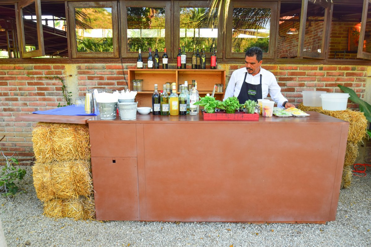 Farm to Drink, Fresh Drinks, Flora Farms, Farm to Table, Organic Dining San Jose Del Cabo, Exotic Estates, Vacation Rentals