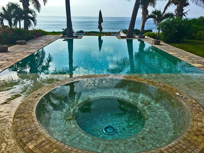 Cabo Villa White Rock Pool, Cabo Villas, Cabo Villa Inspections, Exotic Estates, Vacation Rentals