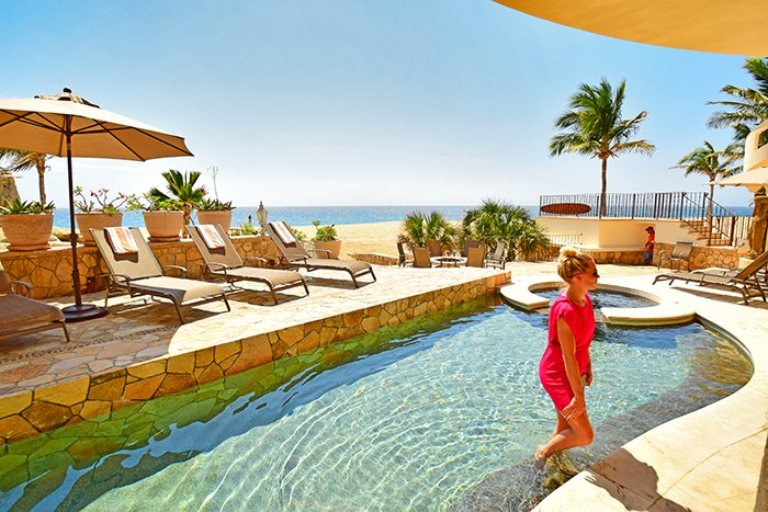 Cabo Villa Marcella Pool, Cabo Villas, Cabo Villa Inspections, Exotic Estates, Vacation Rentals