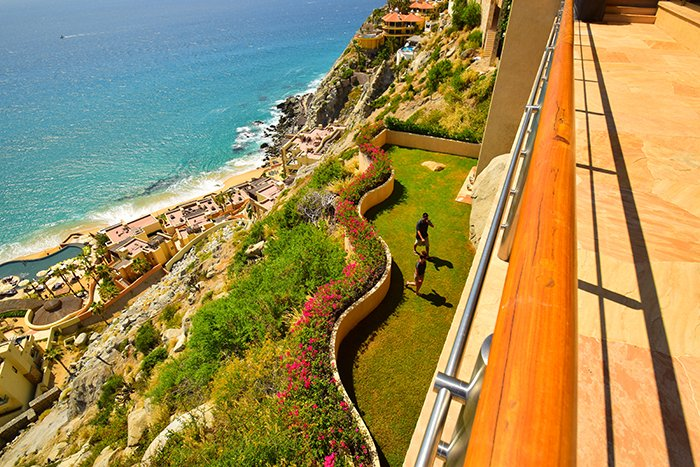 Villa Cabo Bellissima Jenn  and Glenn Lower Lawn, Cabo Villas, Cabo Villa Inspections, Exotic Estates, Vacation Rentals