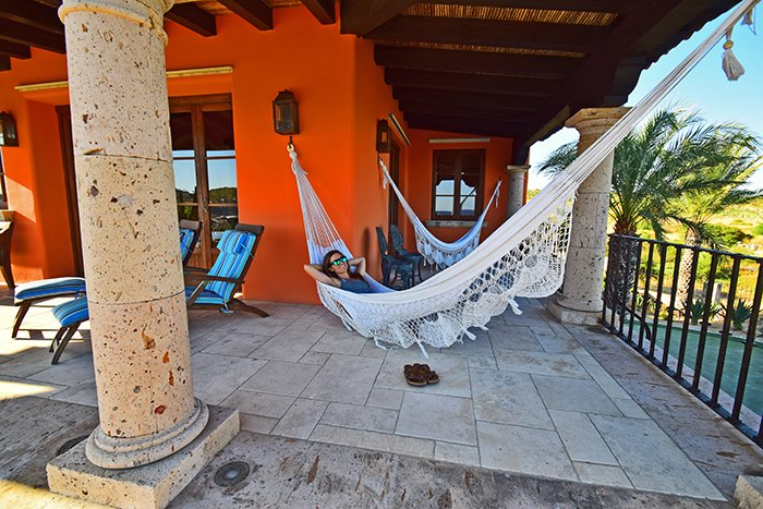 Cabo Whale View Villa Hammock, Cabo Villas, Cabo Villa Inspections, Exotic Estates, Vacation Rentals