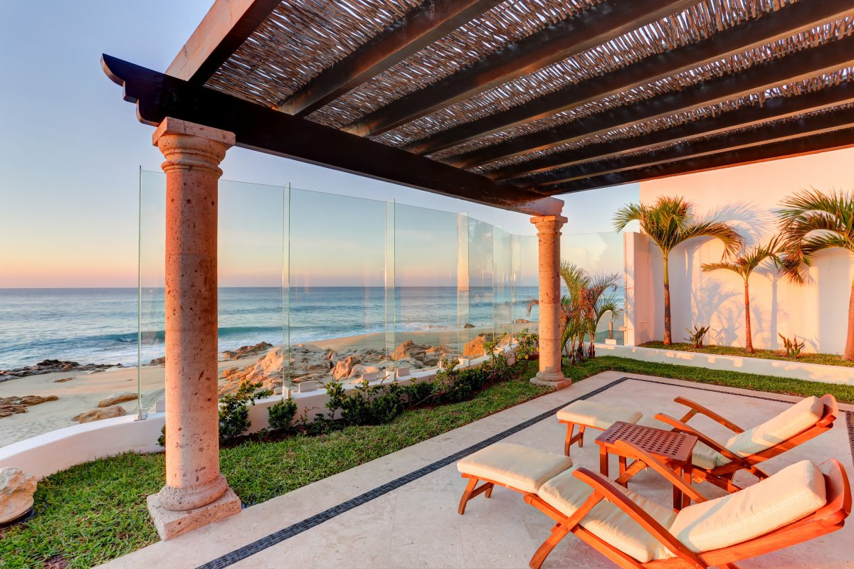 Luxury Cabo Villa, Exotic Estates Los Cabos White House, ocean view