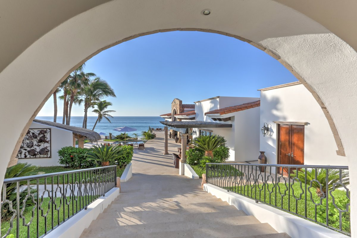 Luxury Cabo Villa, Exotic Estates Los Cabos White House