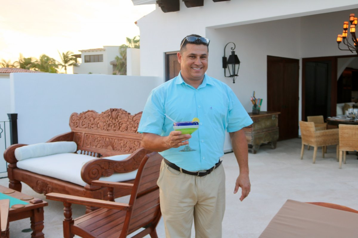 Luxury Cabo Villa, Exotic Estates Los Cabos White House, Friendly Staff