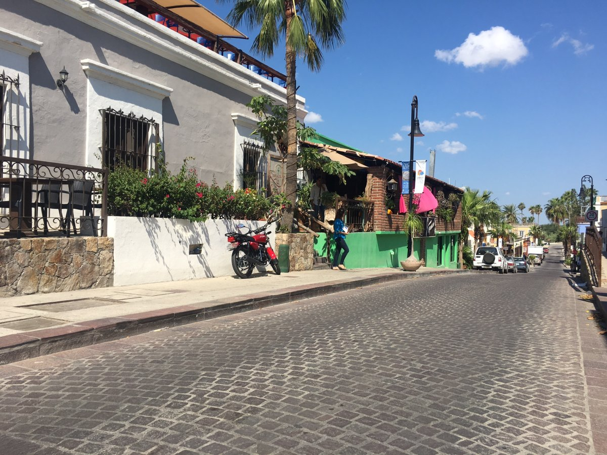 San Jose Del Cabo Main Square Exotic Estates