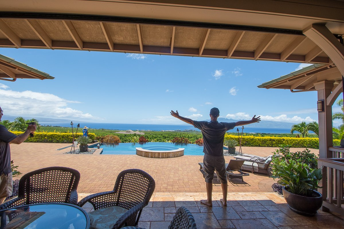 Exotic Estates Vacation Rental Maui Inspection Kaanapali Coffee Farms
