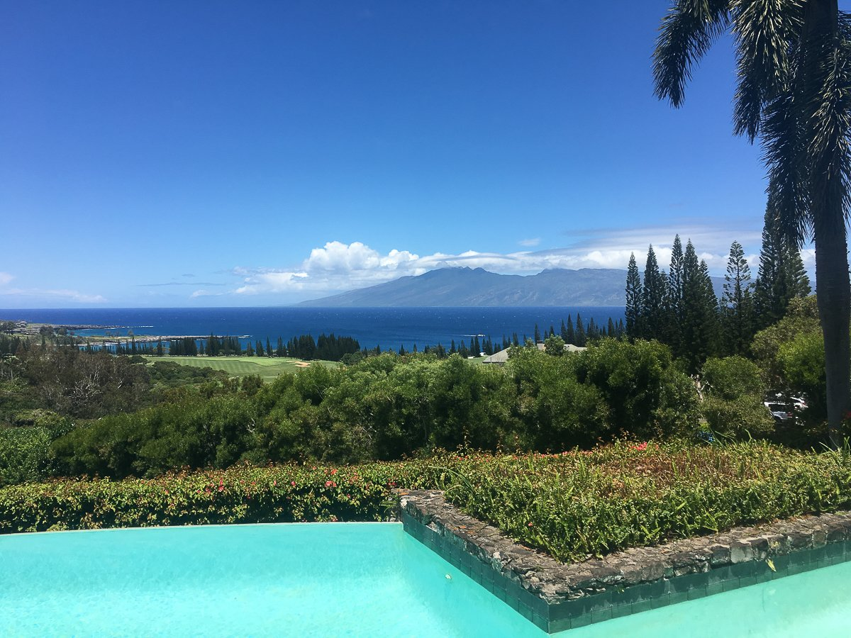Exotic Estates Vacation Rental Maui Inspection