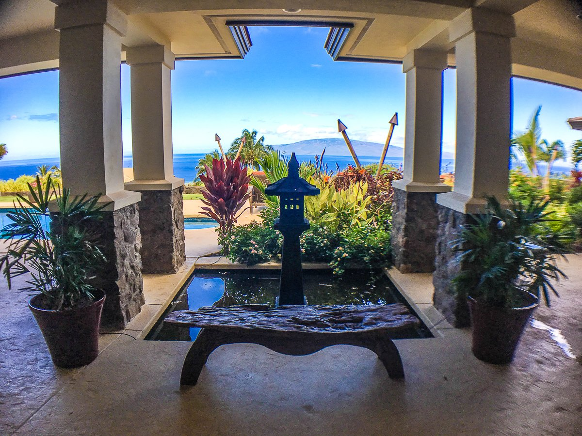 Exotic Estates Vacation Rental Maui Inspection Maui Vacation Rentals