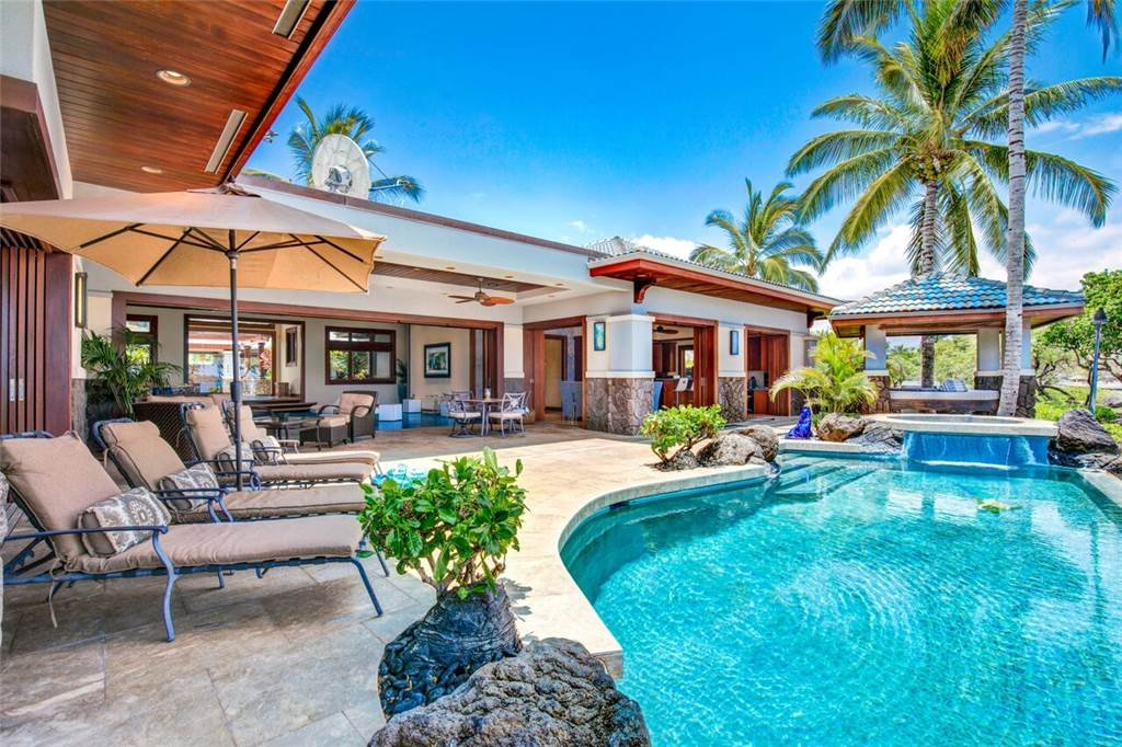 Exotic Estates Big Island Inspection Villas Waikoloa Resort