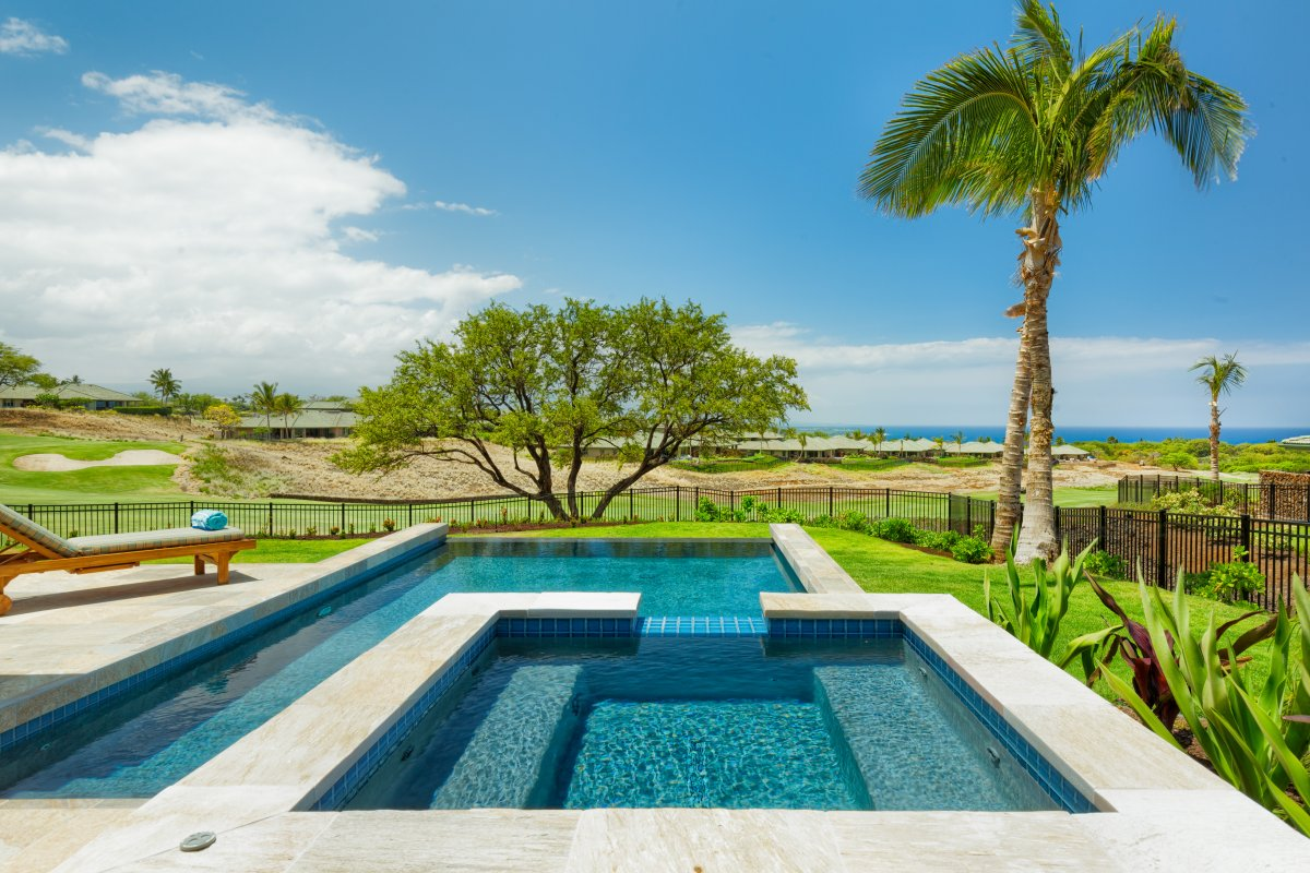 Exotic Estates Big Island Inspection Villas Mauna Kea Golf Resort