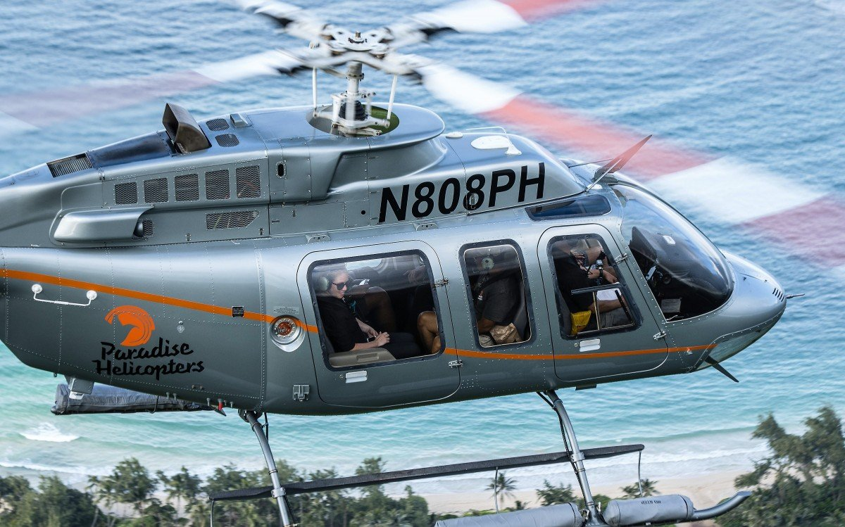 Exotic Estates Helicopter Tours