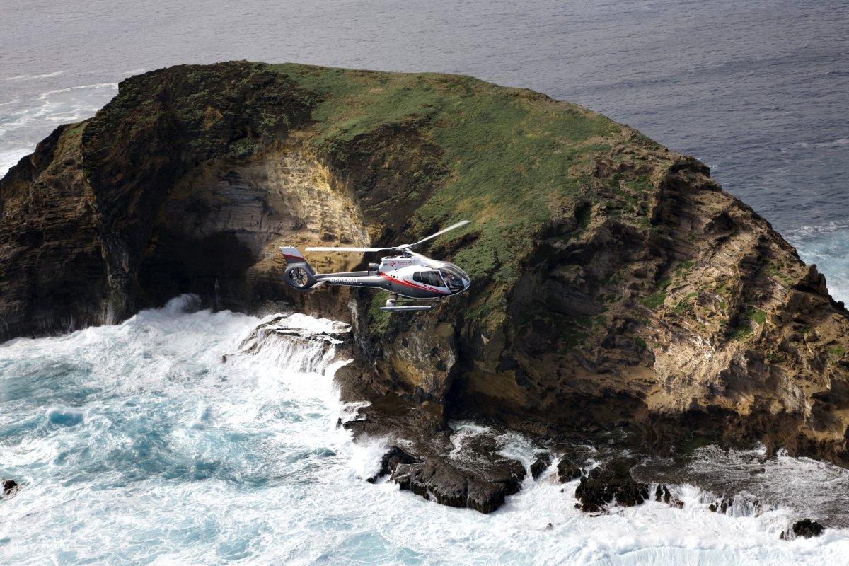 Mavericks Helicopters Maui