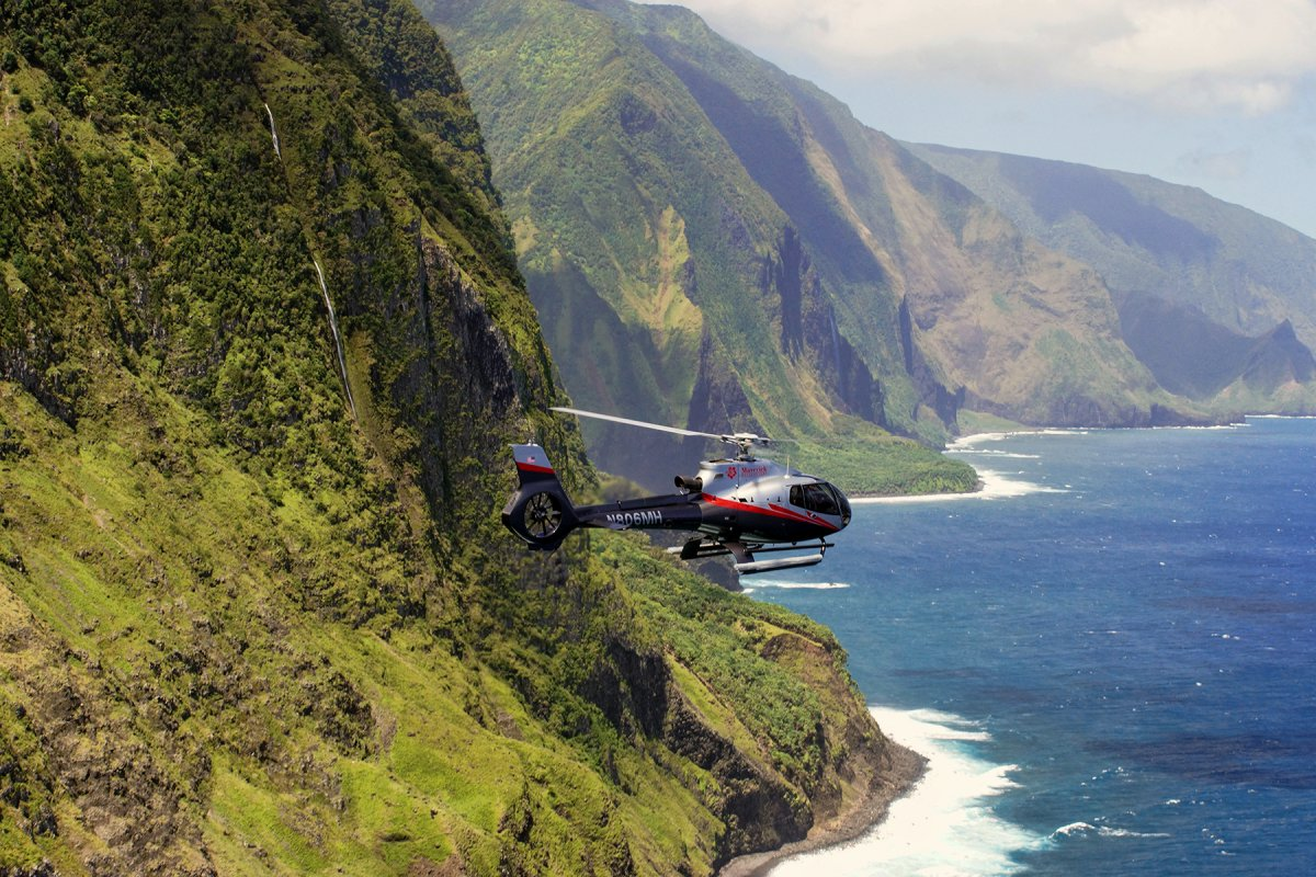 Exotic Estates Concierge, Helicopter Tour, Maui Helicopter Tour