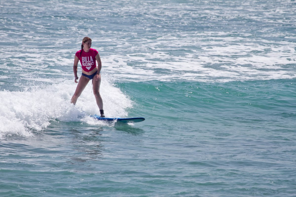Billabong Girls Surf Trip