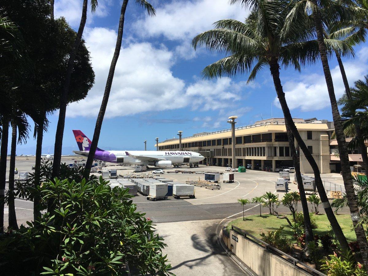 John Di Rienzo - Hawaiian Airlines Honolulu