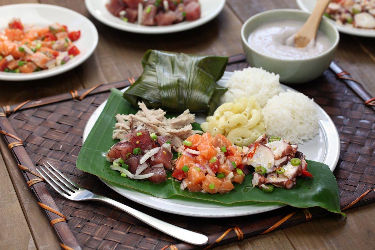 Hawaiian Food - Exotic Estates